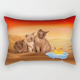 Is this for us? Rectangular Pillow