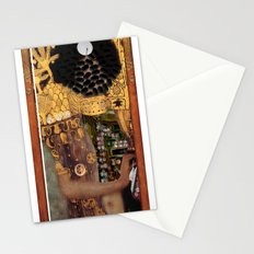 Klimt´s Judy Collage 2 Stationery Cards