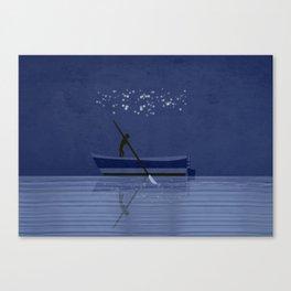 sogno di una notte di fine anno Canvas Print