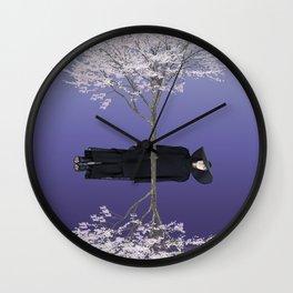 cemetery 03-1 Wall Clock