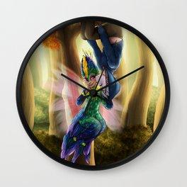 I'm a Believer Wall Clock