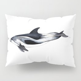 White-beaked Dolphin Pillow Sham