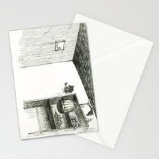 Moon Hunting Stationery Cards