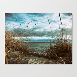 Cold and Warm Canvas Print