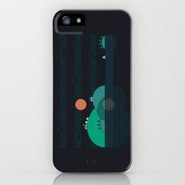 Island Folk iPhone Case