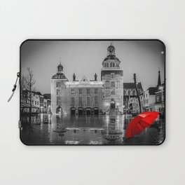 Rainy days Laptop Sleeve