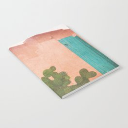 Strong Desert Cactus Notebook
