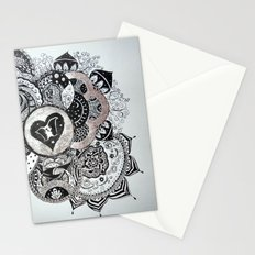 Sparkle with Love Stationery Cards