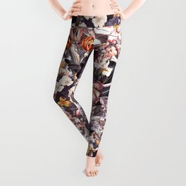 Summer Botanical Garden XI Leggings