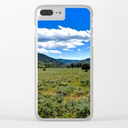 Route 150 Clear iPhone Case