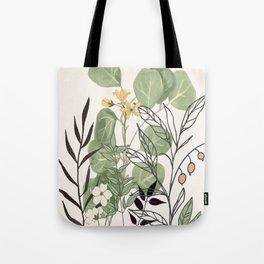 Spring Garden III Tote Bag