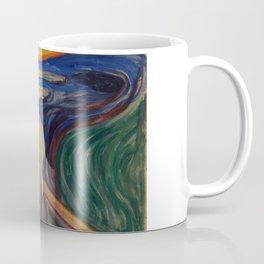 The Scream Edvard Munch Classic Art Best Quality Coffee Mug