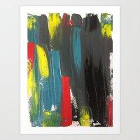 Extra #13 Art Print