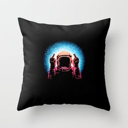 Fuck Everyone Throw Pillow