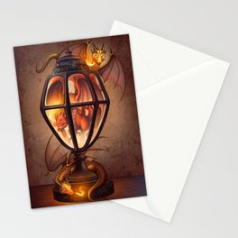The Dragon Lantern Stationery Cards
