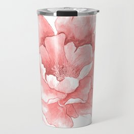 Beautiful Flower Art 21 Travel Mug