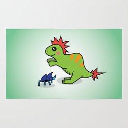 Gobi (and Bugsy) Rug
