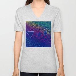 Neon Elements Unisex V-Neck