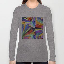 magic circles number three Long Sleeve T-shirt