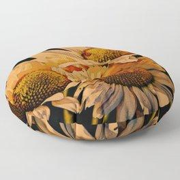 Floral Art Studio 18316 Floor Pillow