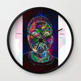 Chance the Rapper Wall Clock