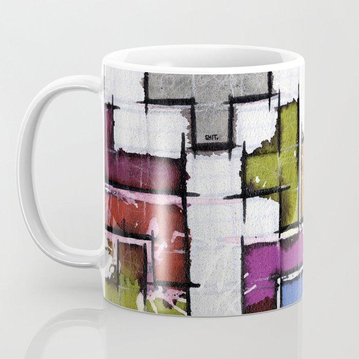 Life as Tetris Coffee Mug