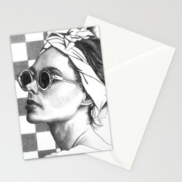 Summer in Paris Stationery Cards