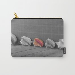 One in Every Crowd: Standout Shell Carry-All Pouch