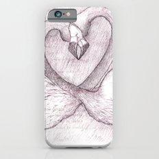 The Flamingos iPhone 6s Slim Case