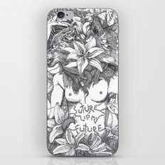 Suture up your future iPhone & iPod Skin