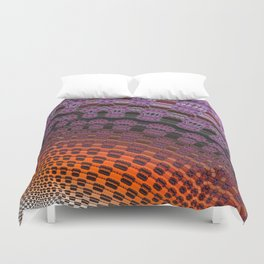 Everything Connected Duvet Cover