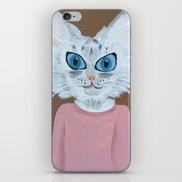 Baby the Cat iPhone Skin
