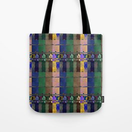 moje miasto_pattern no5 Tote Bag