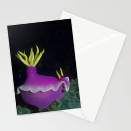 Mischievous Nudibranch (Hypselodoris apolegma) Stationery Cards