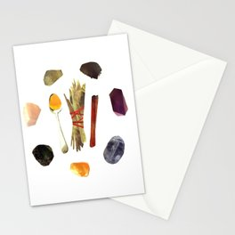 a Spell for Clear Skin Stationery Cards