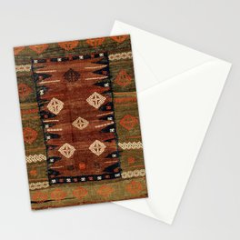 Belouch  Antique Khorassan Northeast Persian Rug Stationery Cards