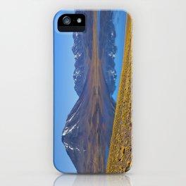 Laguna Miscanti iPhone Case
