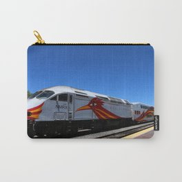 New Mexico Rail Runner Carry-All Pouch