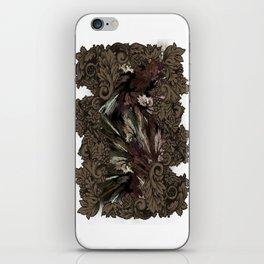 Impressive Brier Pattern  iPhone Skin