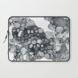 Ink Bubbles Laptop Sleeve