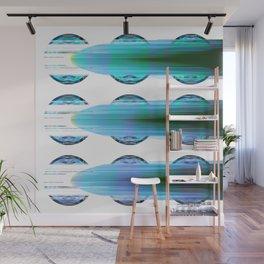 Fabric Wet Paint 3. Wall Mural