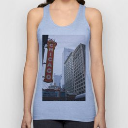 The Windy City Unisex Tank Top