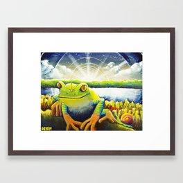 Marsh Ambassadors Framed Art Print