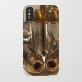Hollow points iPhone Case