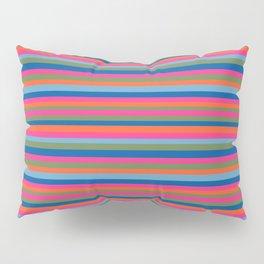 Fall Candy Stripes Pillow Sham