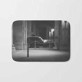 Film Noir Bath Mat