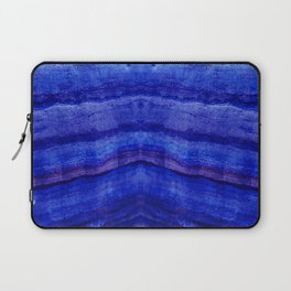 Blue Sandstone Laptop Sleeve