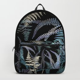 Ferns in the Still of the Night Backpack