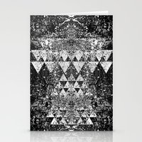 triangles Stationery Cards featuring TRIANGLES. by Council for design.