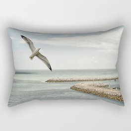Plein ciel Rectangular Pillow